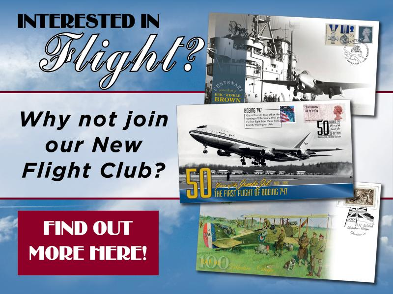 C - Flight Club First Day Covers